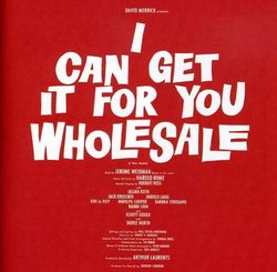 I Can Get It For You Wholesale [Original Broadway Cast Recording]