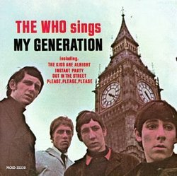 Who Sings My Generation