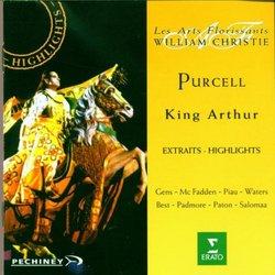 Purcell - King Arthur / Les Arts Florissants · Christie [Highlights]