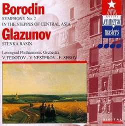 Symphony 2: In Steppes of Central Asia