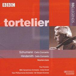 Schumann, Hindemith: Cello Concertos