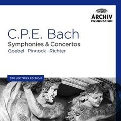 Collectors Edition: C.P.E. Bach: Symphonies & Concertos