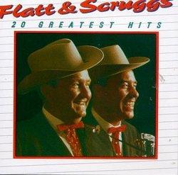 Flatt & Scruggs - 20 Greatest Hits