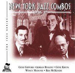 New York Jazz Combos 1935-37