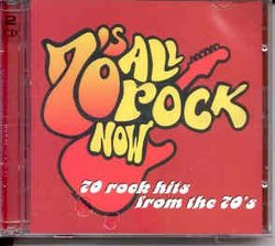 All Rock Now - 70 Rock Hits From the 70's ( 4 Cd Various Artists )