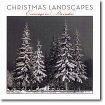 Christmas Landscapes: Best of Evening in December