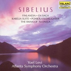 Jean Sibelius: Tone Poems & Incidental Music