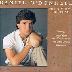 Boy from Donegal