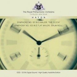 Haydn: Symphonies Nos. 101 & 103 [Germany]