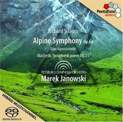Richard Strauss: Alpine Symphony, Macbeth