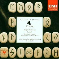 Elgar: Enigma Variations / Falstaff / Grania & Diarmid