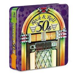 Rock and Roll of the 50s - Collector's Edition Box Set