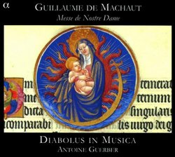 Guillaume de Machaut: Messe de Nostre Dame