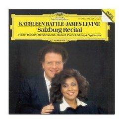 Kathleen Battle - Salzburg Recital