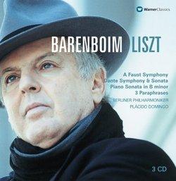 Barenboim Plays & Conducts Liszt