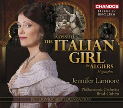 Rossini: Italian Girl In Algiers [Highlights]