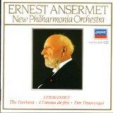 Ansermet cond Stravinsky : The Firebird (Complete) (London)
