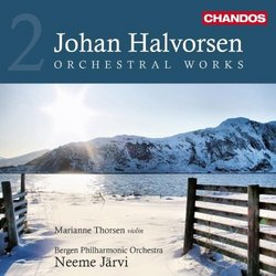 Halvorsen Orch Works 2- Suite Ancienne / Norwegian