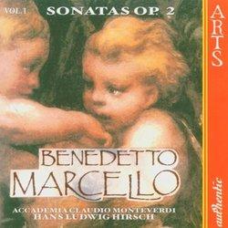 Benedetto Marcello: Sonatas, Op. 2 (Vol. 1)