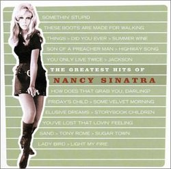 Nancy Sinatra - Greatest Hits of