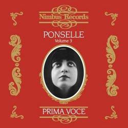 Ponselle, Vol. 3