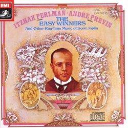 Scott Joplin: The Easy Winners; Itzhak Perlman & Andre Previn