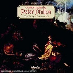 Philips: Consort Music (English Orpheus, Vol 24) /Parley of Instruments