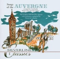Songs of the Auvergne [DualDisc]