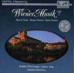Wiener Musik (Music of Vienna), Vol. 5: Johann Strauss, Jr.
