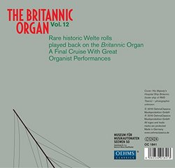 The Britannic Organ, Vol. 12