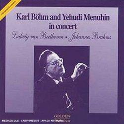 Karl Böhm & Yehudi Menuhin in Concert