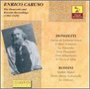 The Donizetti and Rossini Recordings (1902 - 1920)