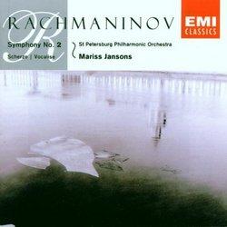 Symphony 2 / Vocalise / Scherzo