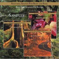 Soothing Sounds Body & Soul Sampler 1