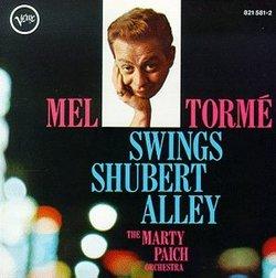 Swings Shubert Alley
