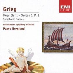 Grieg: Peer Gynt Suites 1 & 2; Symphonic Dances