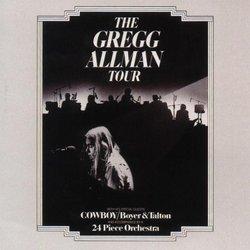 Gregg Allman Tour