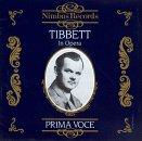 Nimbus Prima Voce: Tibbett