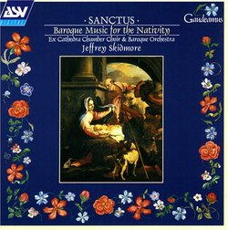 Sanctus: Baroque Music For The Nativity