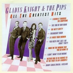 Gladys Knight & The Pips: All The Greatest Hits