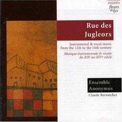 Rue des Jugleors