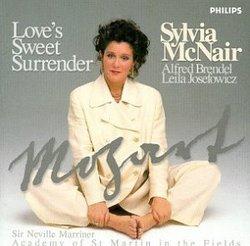 Sylvia McNair: Love's Sweet Surrender (Mozart Arias)