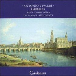 """Antonio Vivaldi - Cantatas - """"Lungi dal Vago Volto"""" RV 680; """"Perfidissimo Cor! Iniquo Fato!"""" RV 674; """"Amor, Hai Vinto"""" RV 651; """"Qual per Ignoto Calle"""" RV 677; """"All'Ombra di Sospetto"""" RV 678"""