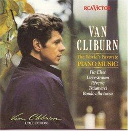 The World's Favorite Piano Music