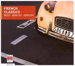 French Classics: Bizet, Berlioz, Debussy