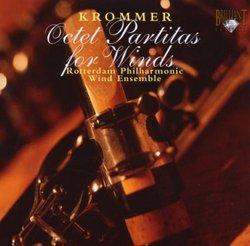 Krommer: Octet Partitas for Winds