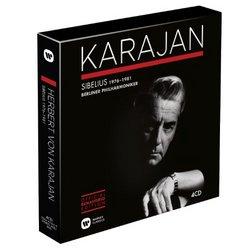 The Karajan Official Remastered Edition - Sibelius recordings Sep 1976 - Jan 1981