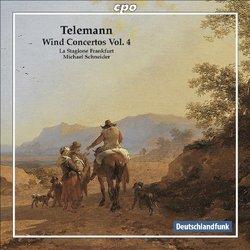 Georg Philipp Telemann, Vol. 4: Wind Concertos