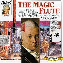 Mozart: The Magic Flute; Idomeneo