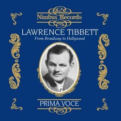 Lawrence Tibbett: From Broadway to Hollywood